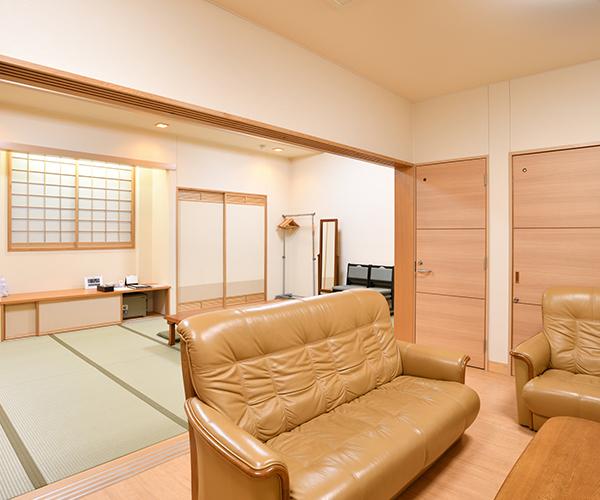 こころ斎苑 福島中央の遺族控室