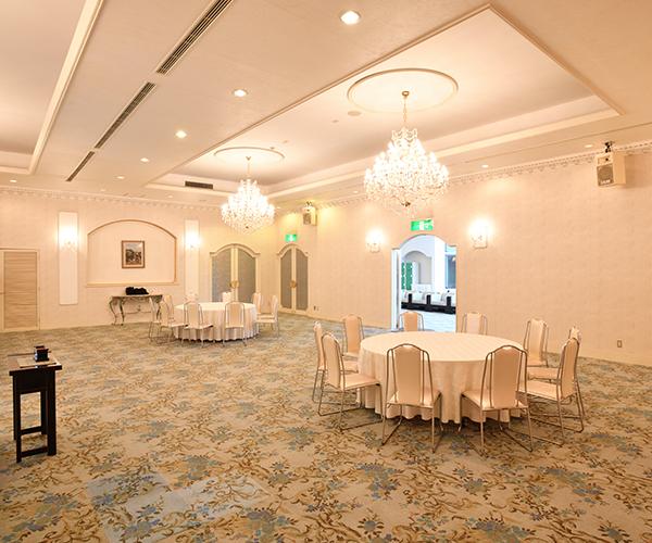 こころ斎苑 三春の会食室