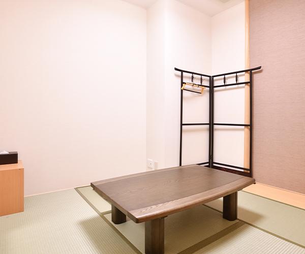 こころ斎苑 福島中央の導師控室