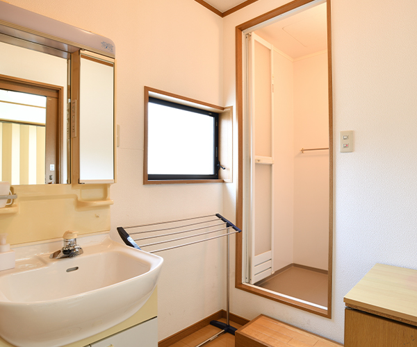 こころ斎苑 きずなのシャワー室