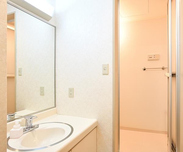 こころ斎苑 さつきのバスルーム