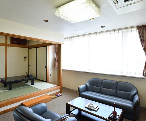 こころ斎苑 飯坂の導師控室