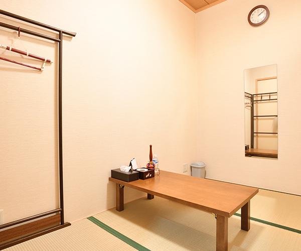 こころ斎苑 まつかわの導師控室