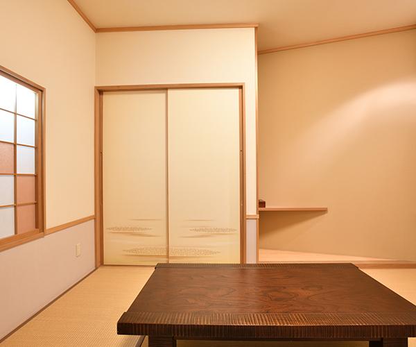 こころ斎苑 鎌田の導師控室