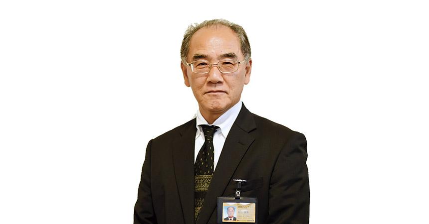 松川 富男